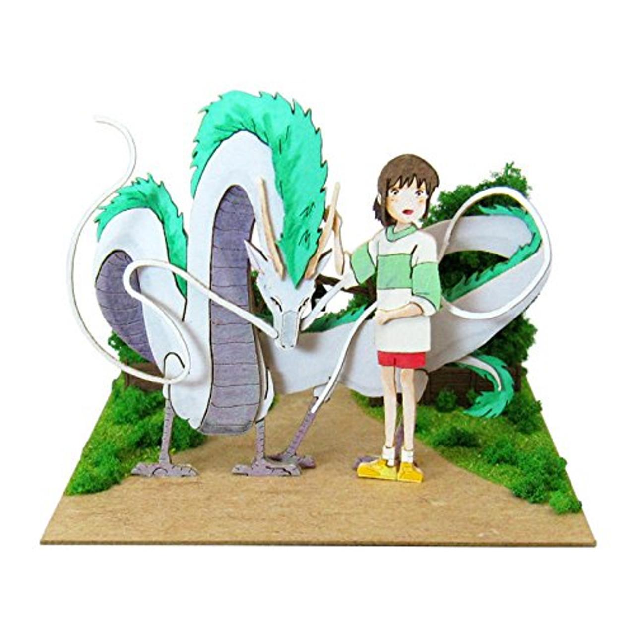 Sankei Mp07 75 Studio Ghibli Hakuryu Chihiro Plazajapan