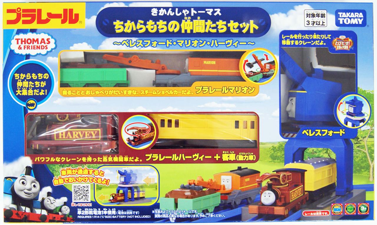 Tomy Pla-Rail Plarail Thomas the Tank Engine Oigawa Railway Thomas 813699