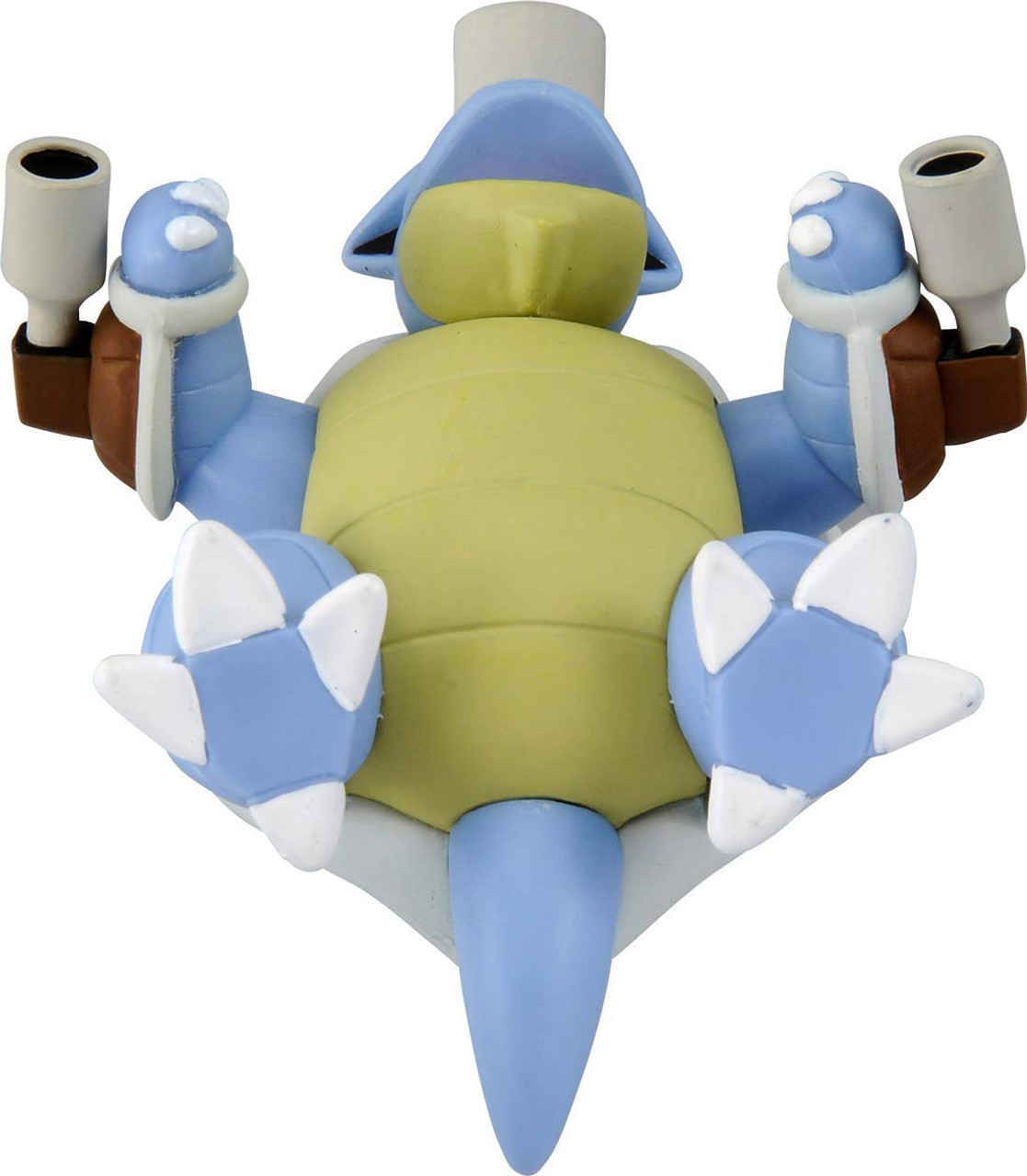Takara Tomy Pokemon Moncolle EX ESP_14 Mega Blastoise Kamex Figure  Animation Art & Characters Japanese, Anime