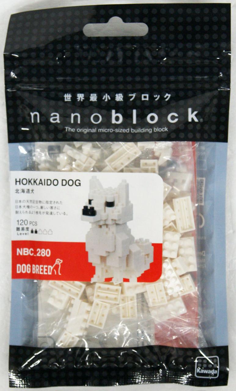 Doberman Dog Nanoblock NBC 255