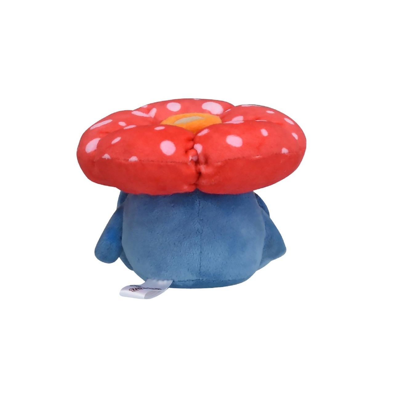 Rafureshia Pokemon Center Original Plush Doll Pokemon fit Vileplume 1116