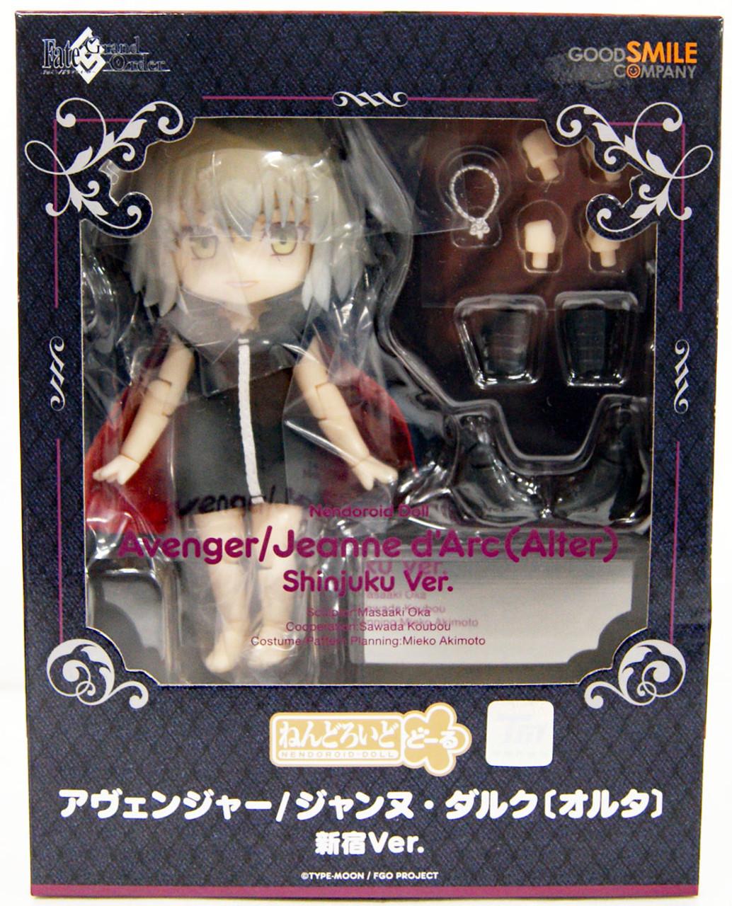 Good Smile Company Nendoroid Fate//Grand Order Avenger//Jeanne d/'Arc Japan Alter
