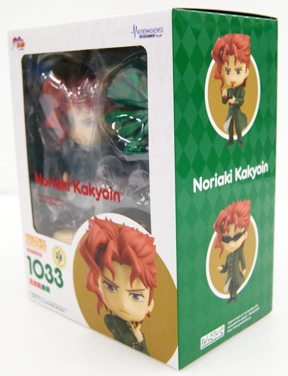 Medicos Entertainment Nendoroid 1033 JoJo/'s Bizarre Adventure Noriaki Kakyoin