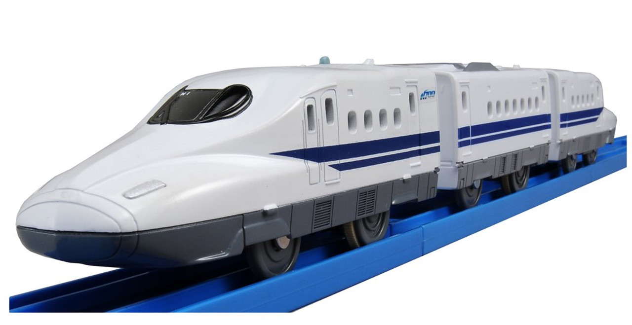 N700 series station front parking set Play with the Plarail Tomica