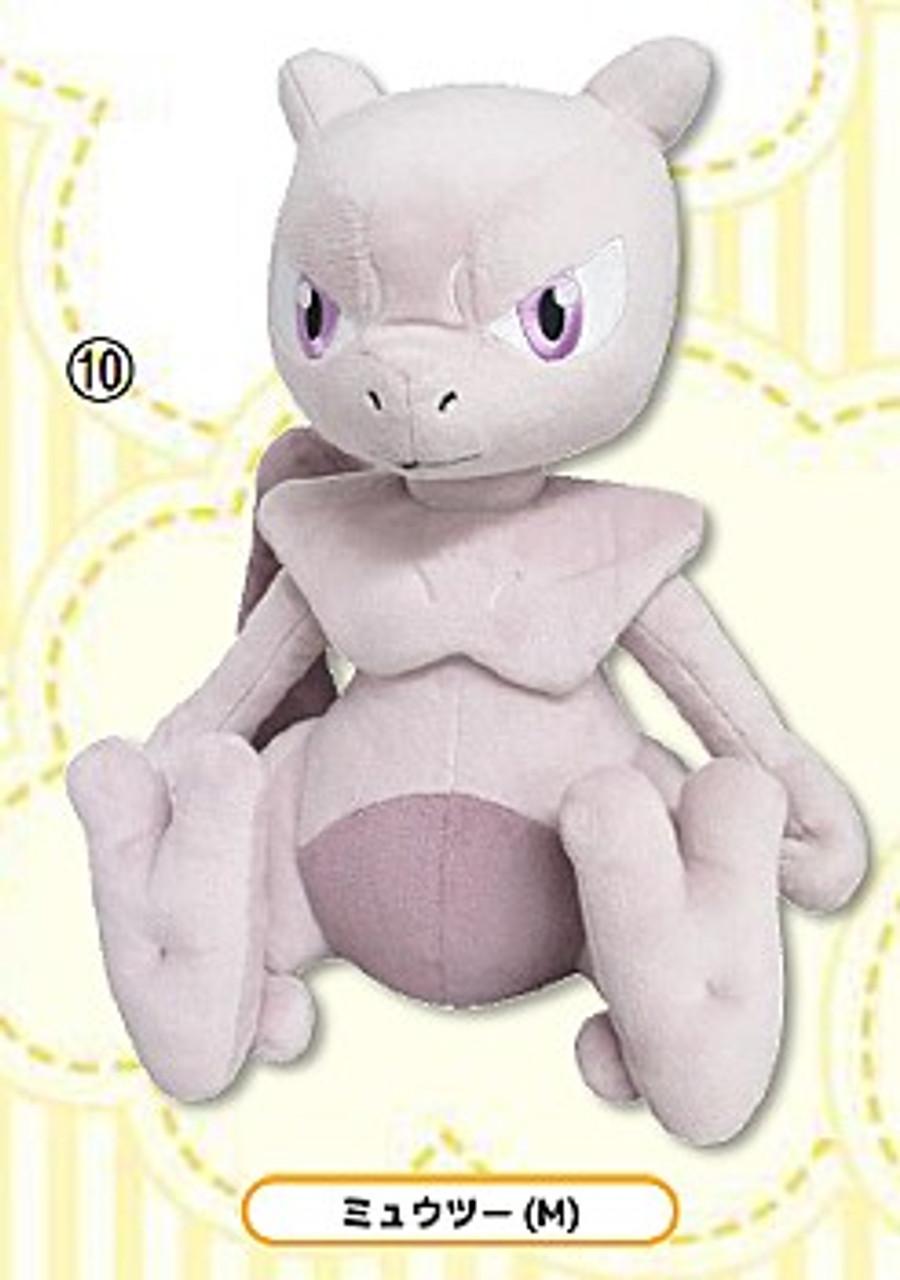 Pokemon ALL STAR COLLECTION Mewtwo Plush doll SAN-EI From Japan