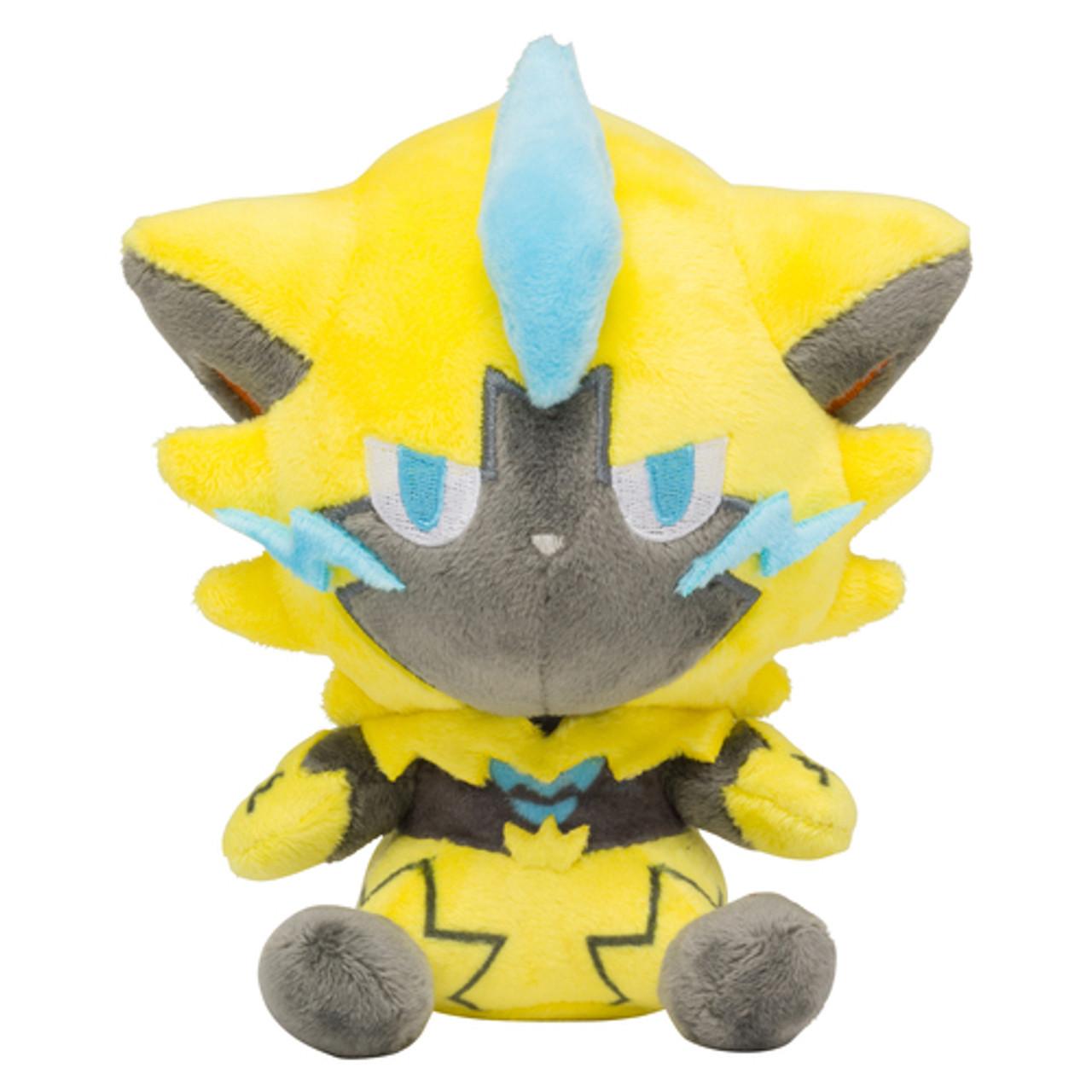 Pokemon Center Original Pokemon Dolls Plush Doll Zeraora PRE-ORDER