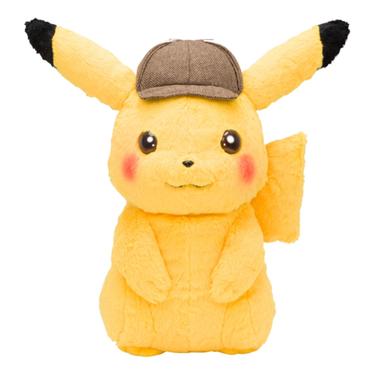 Pokemon Center Original Plush Life Sized Detective Pikachu