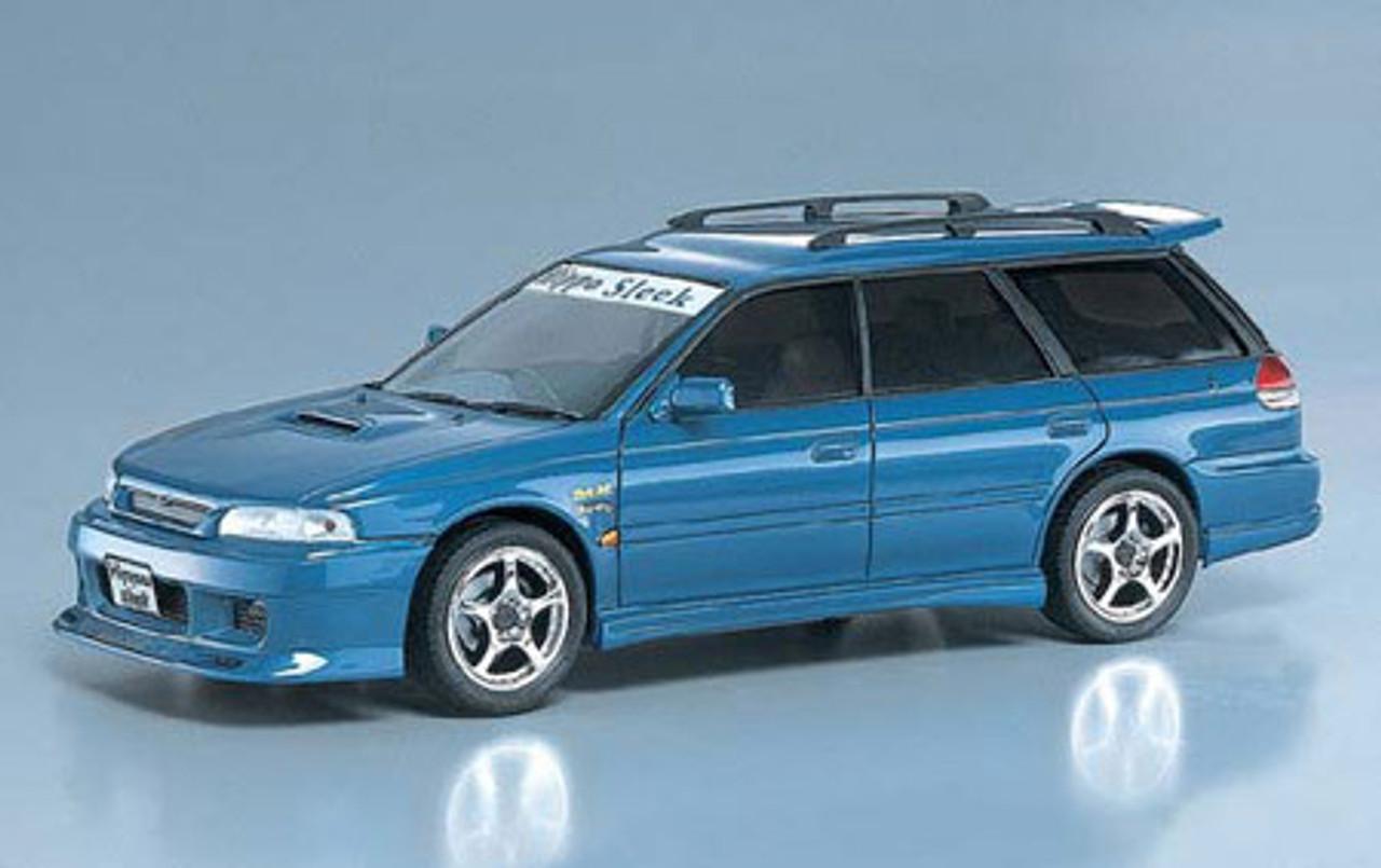 Hasegawa 20304-1//24 Subaru Legacy GT TouringWagon Neu