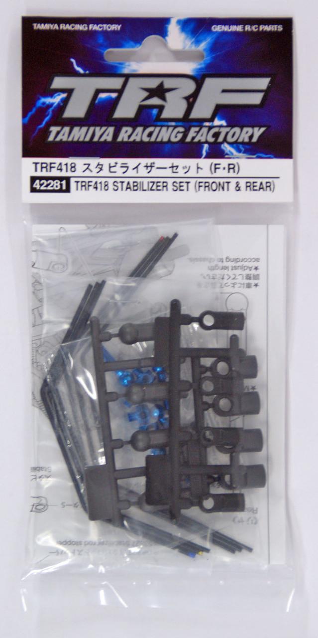 Tamiya 42281 Stabilizer Set TRF418