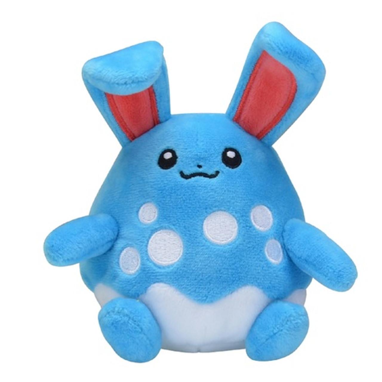 Pokemon Center Original Plush Doll fit Azumarill