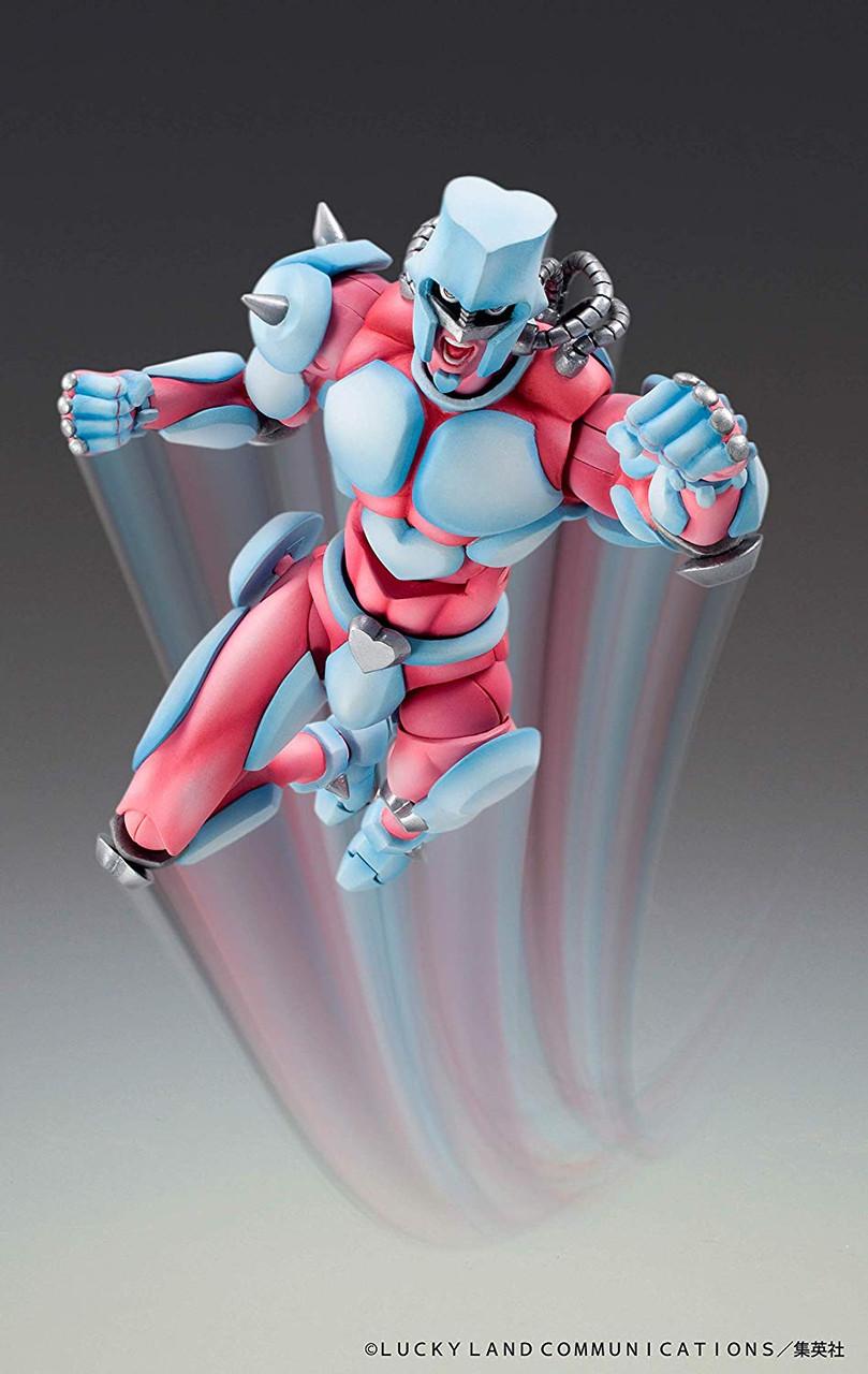 Medicos Jojo S Bizarre Adventure 13 Crazy Diamond 630 x 630 jpeg 144 кб. medicos super action statue crazy diamond figure jojo s bizarre adventure 4