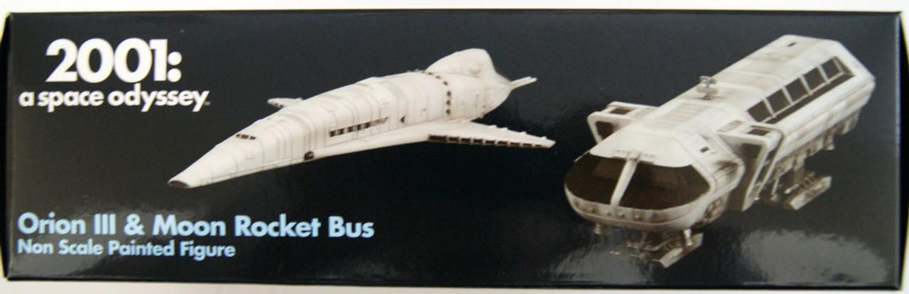 2001 A Space Odyssey Orion /& Moon Bus 145//87mm Figure BellFine