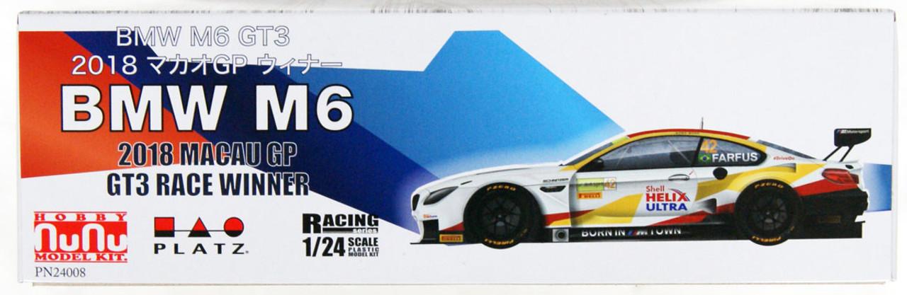 Nunu-Beemax PN24008-1:24 M6 GT3 2018 Macau GP Neu