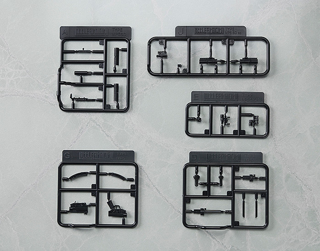 Little Armory Rin Shirane TOMYTEC figma PRE-ORDER
