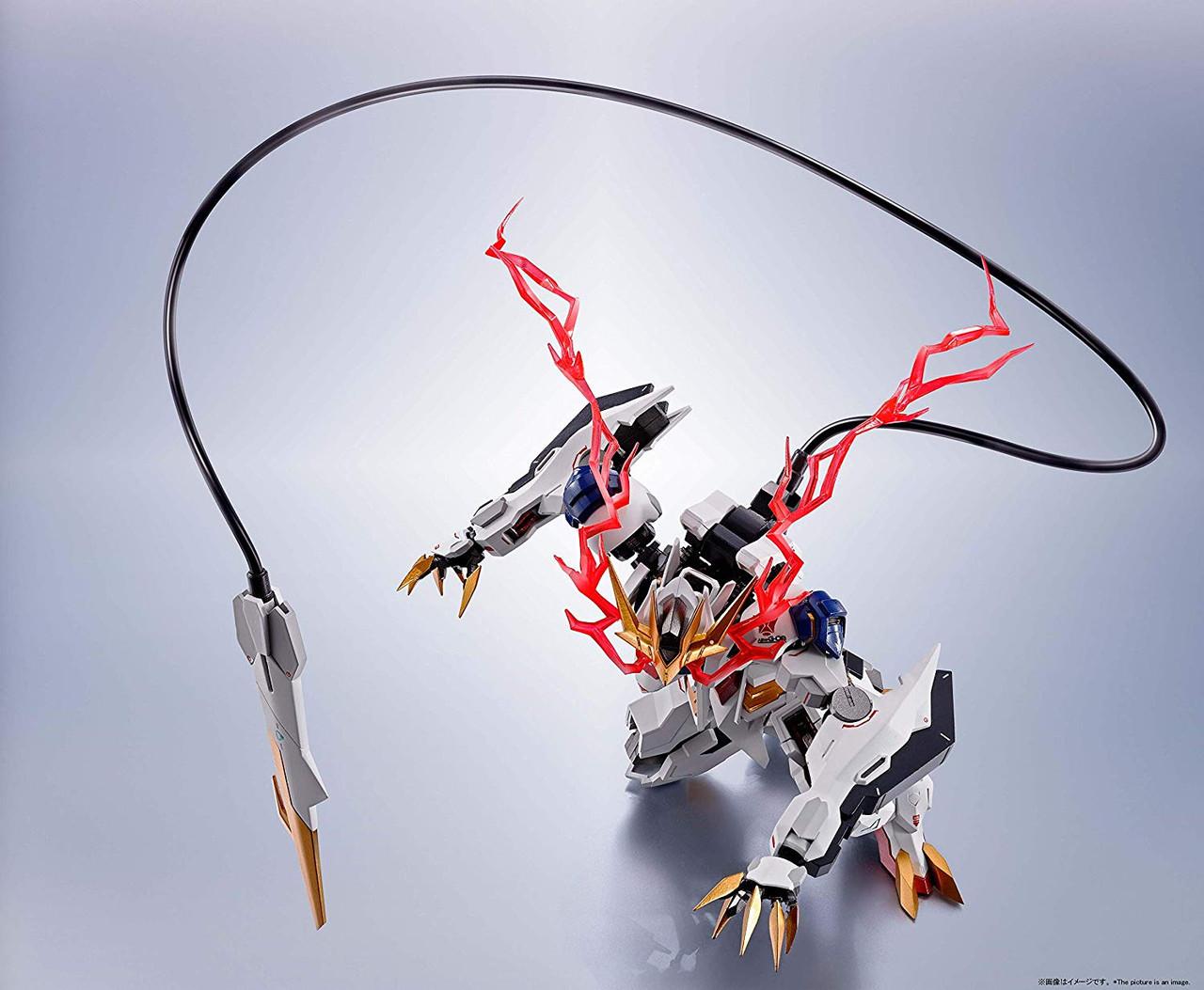 METAL ROBOT SPIRITS SIDE MS GUNDAM BARBATOS LUPUS REX Iron-Blooded Orphans