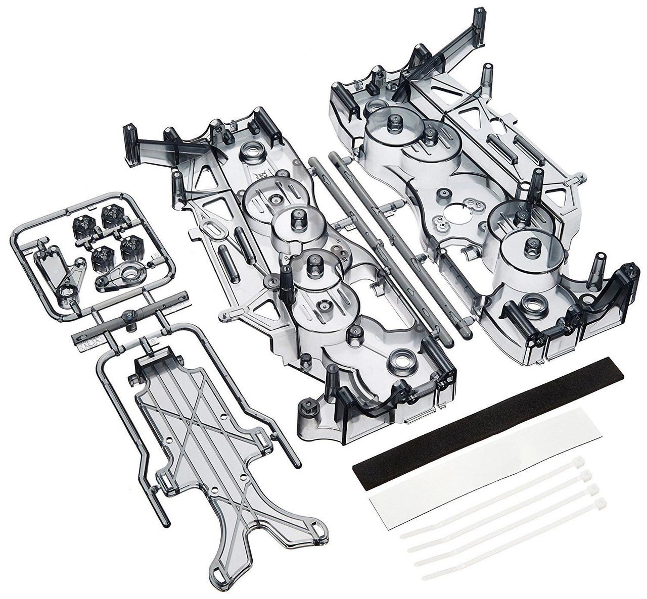 GF-01 Aluminum Steering Arm OP1588 Tamiya 54588