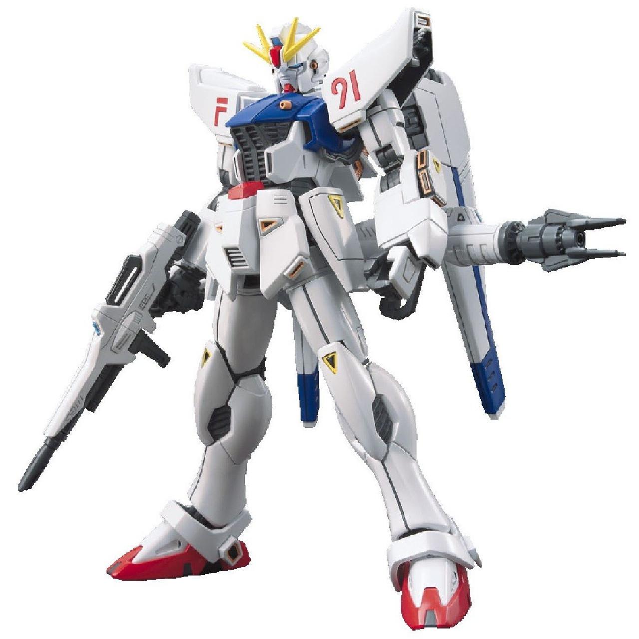 Bandai 1//144 Scale kit HGUC 167 Gundam F91 EFSF Prototype Attack USE Mobile Suit