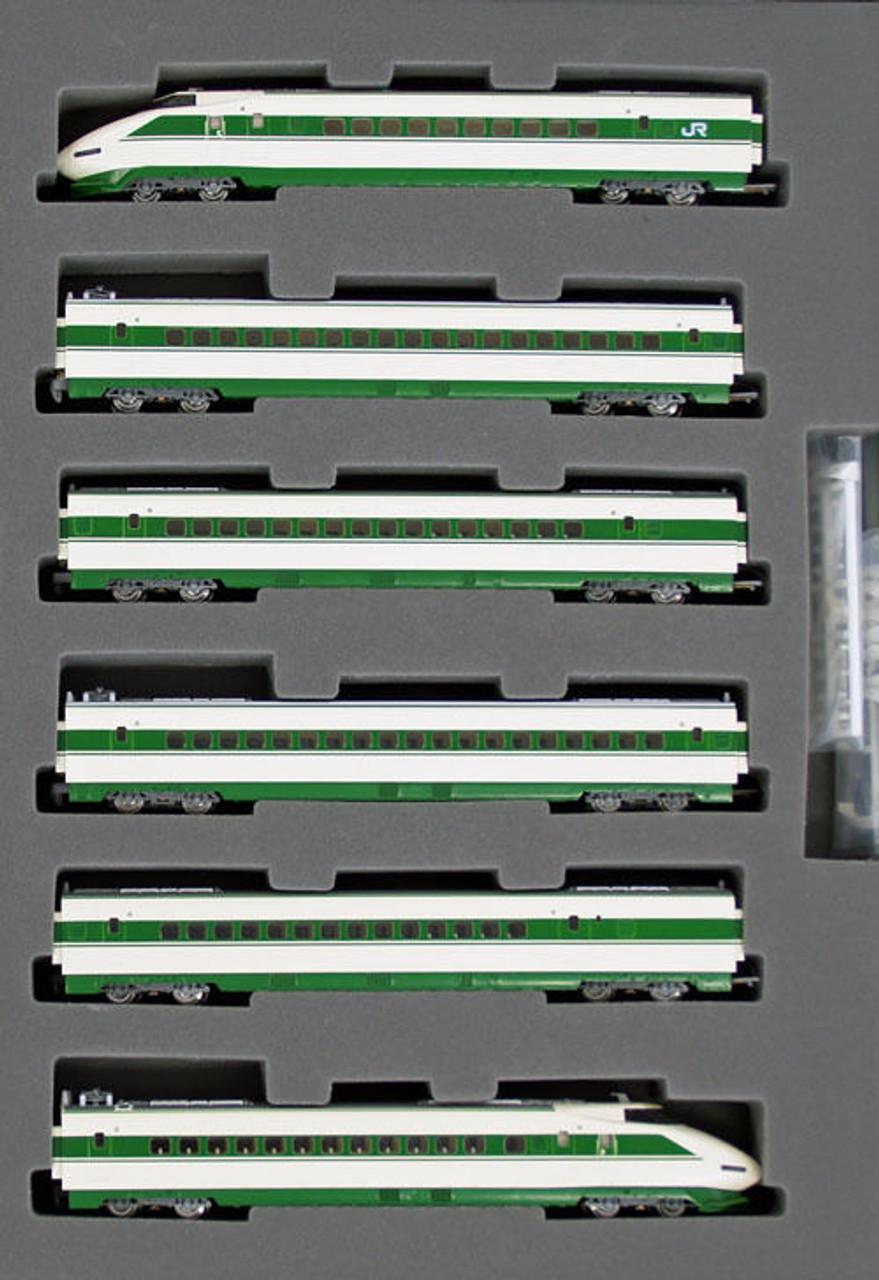 7 Cars Add-on Set Tomix 98605 JR Series 200 Tohoku Shinkansen unit H N
