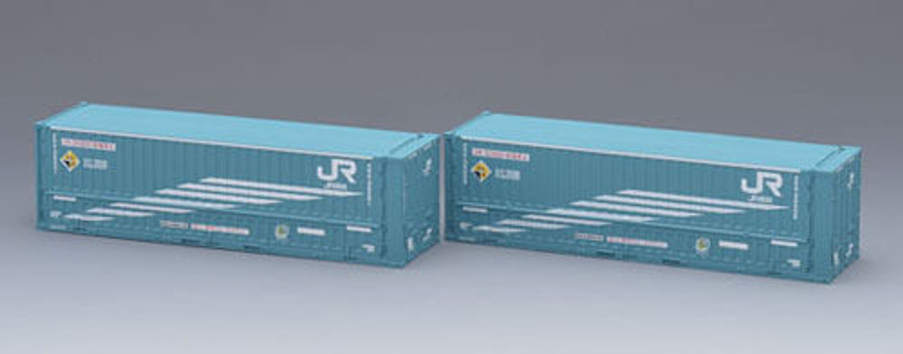 Tomix HO-3133 Type U47A-38000 31/' Containers HO scale 2 pieces