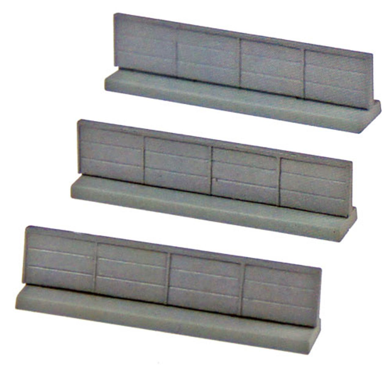 1//150 N scale Komono 031-2 Railing Tomytec Wooden Fence 2