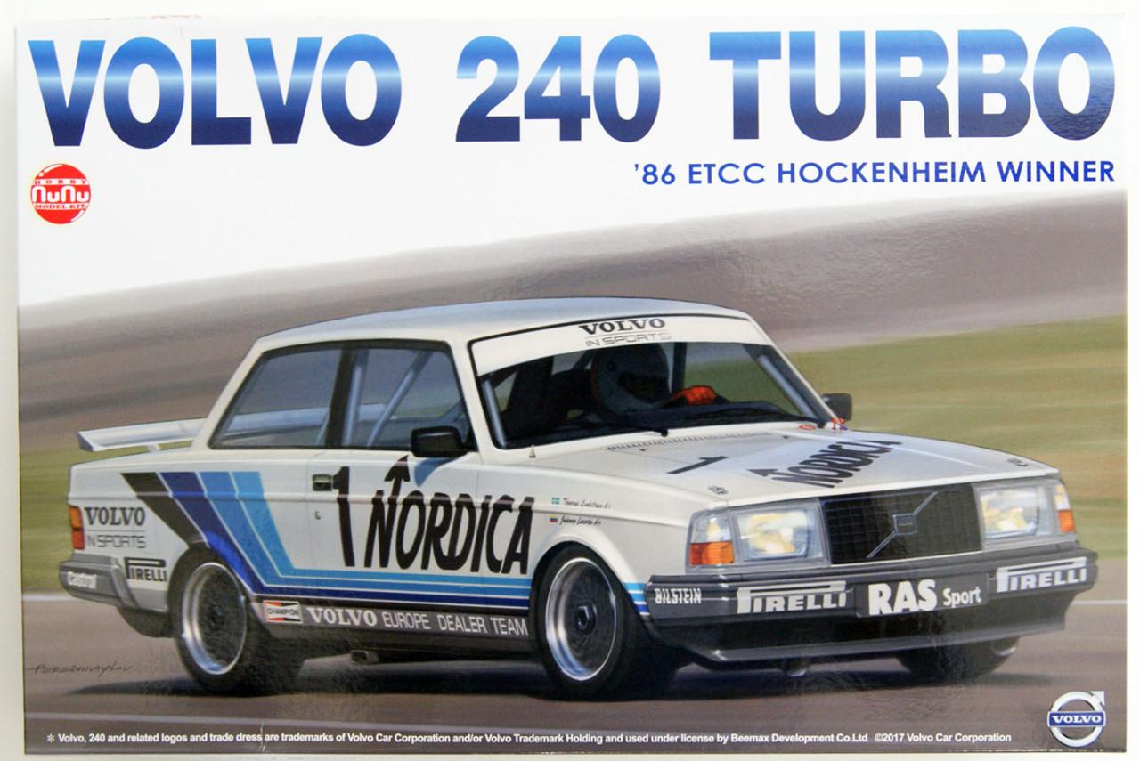 platz pn24013 volvo 240 turbo 86 etcc hockenhe plazajapan platz pn24013 volvo 240 turbo 86 etcc hockenheim winner 1 24 scale kit