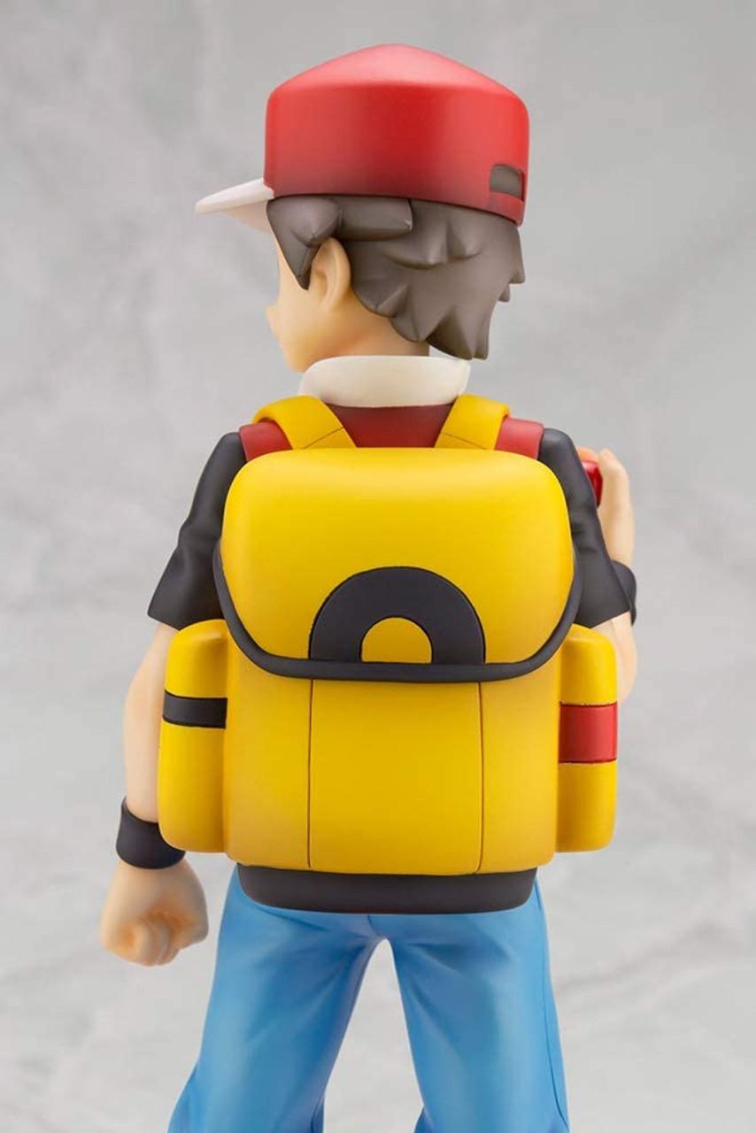 Kotobukiya ARTFX J Pokemon Series Red with Charmander 1//8 Scale Figure PP895 New