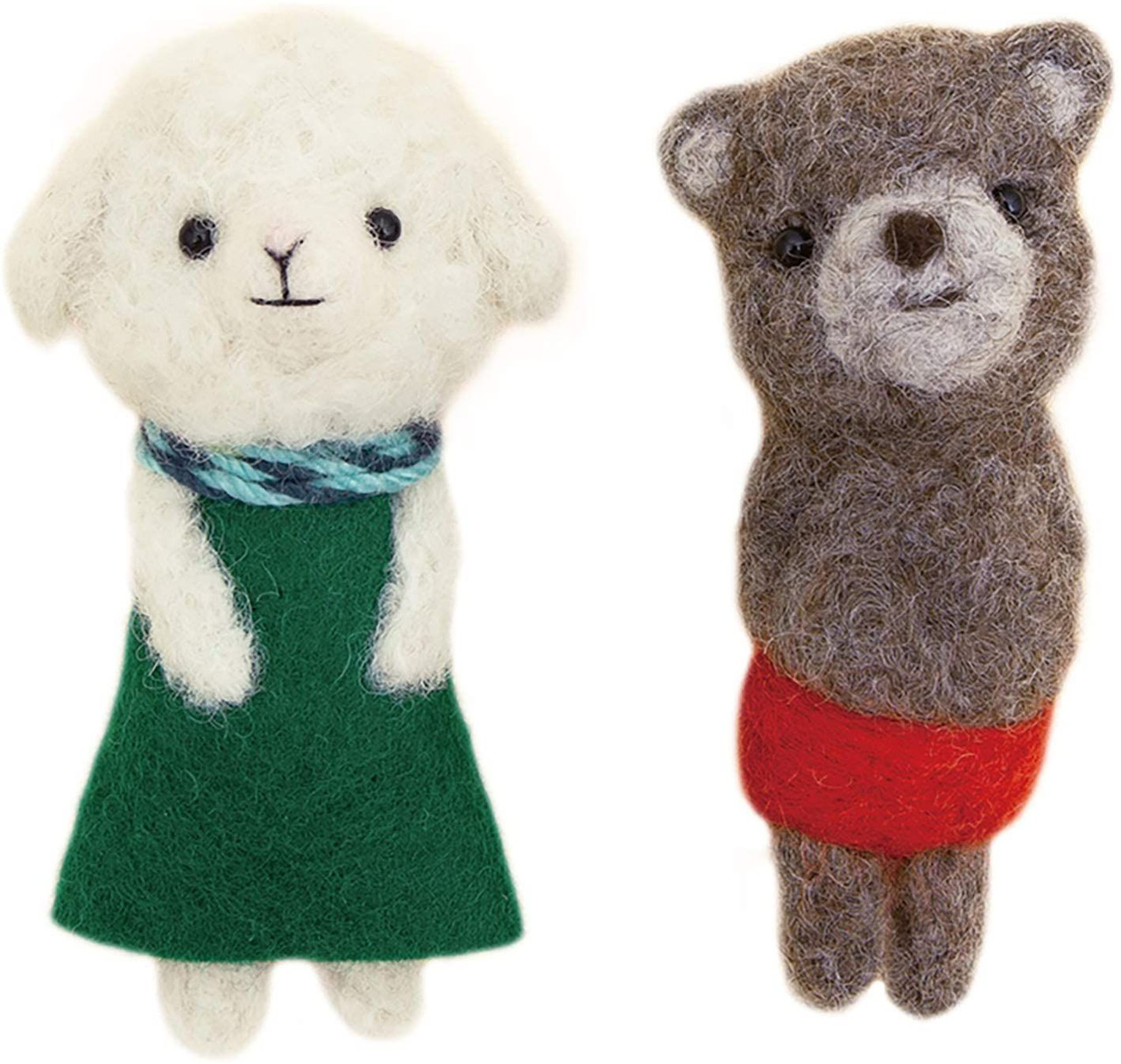 Polar Bear Felt Brooch Kit Sewing Kit. Felt Brooch Kit Polar Bear Kit Brooch Kit Felt Polar Bear