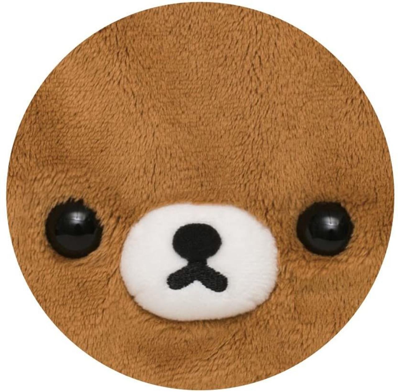 San-X Rilakkuma Brown hanging stuffed Kumanbachi MY62901