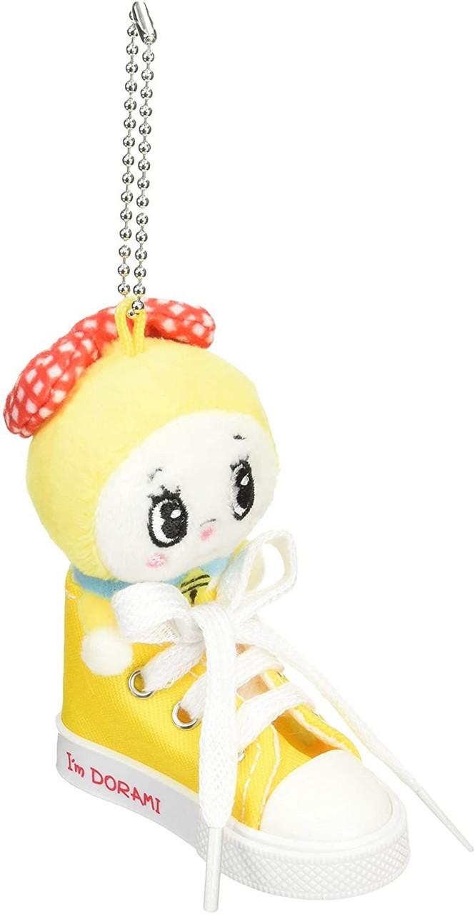 sega Doraemon /& you Halloween key chain mascot stuffed Soft plush 12cm 4set