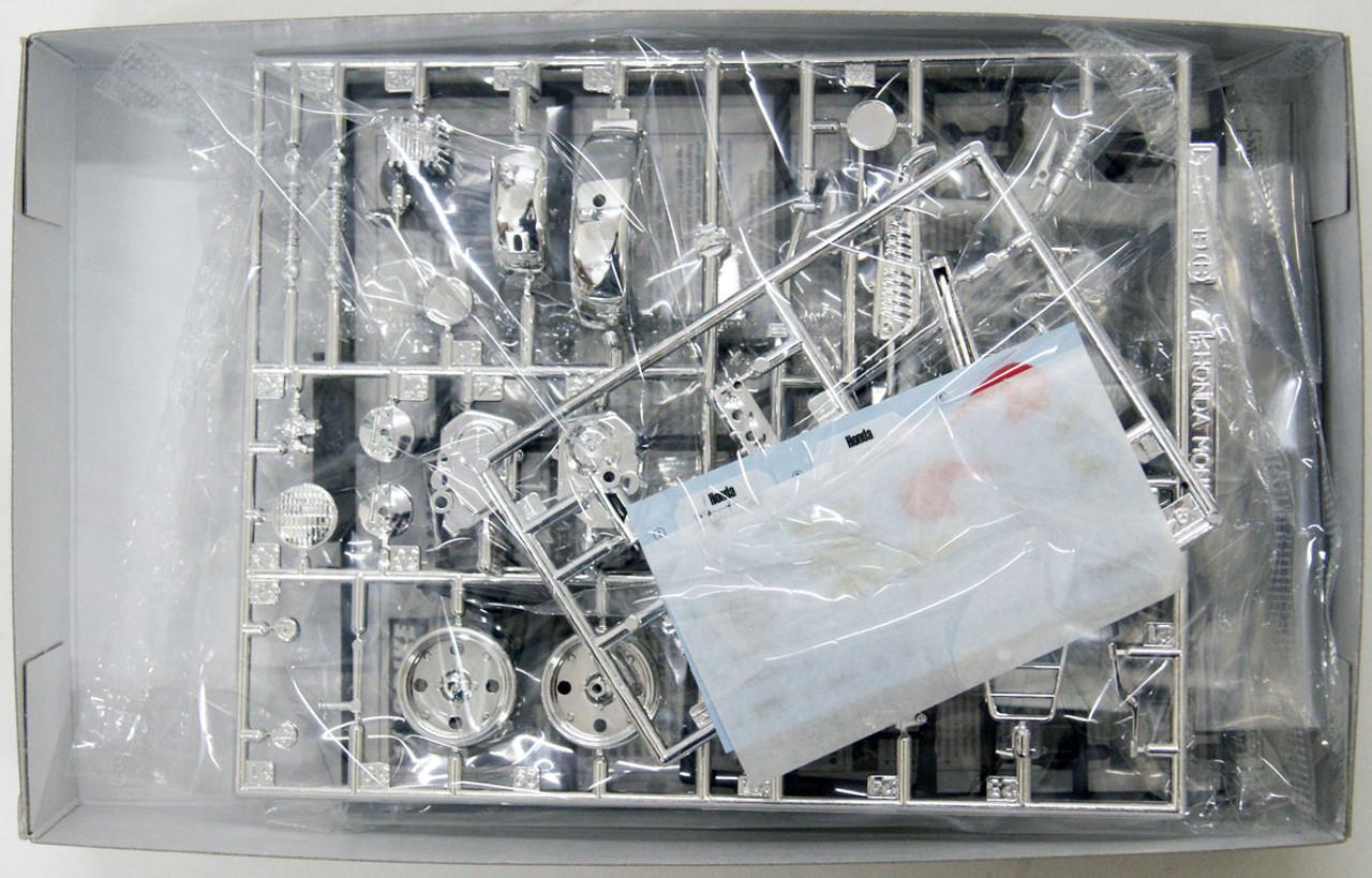 Plastic Model Buiding Set # 58695 Aoshima 1//12 Scale Monkey Custom Takegawa Version1