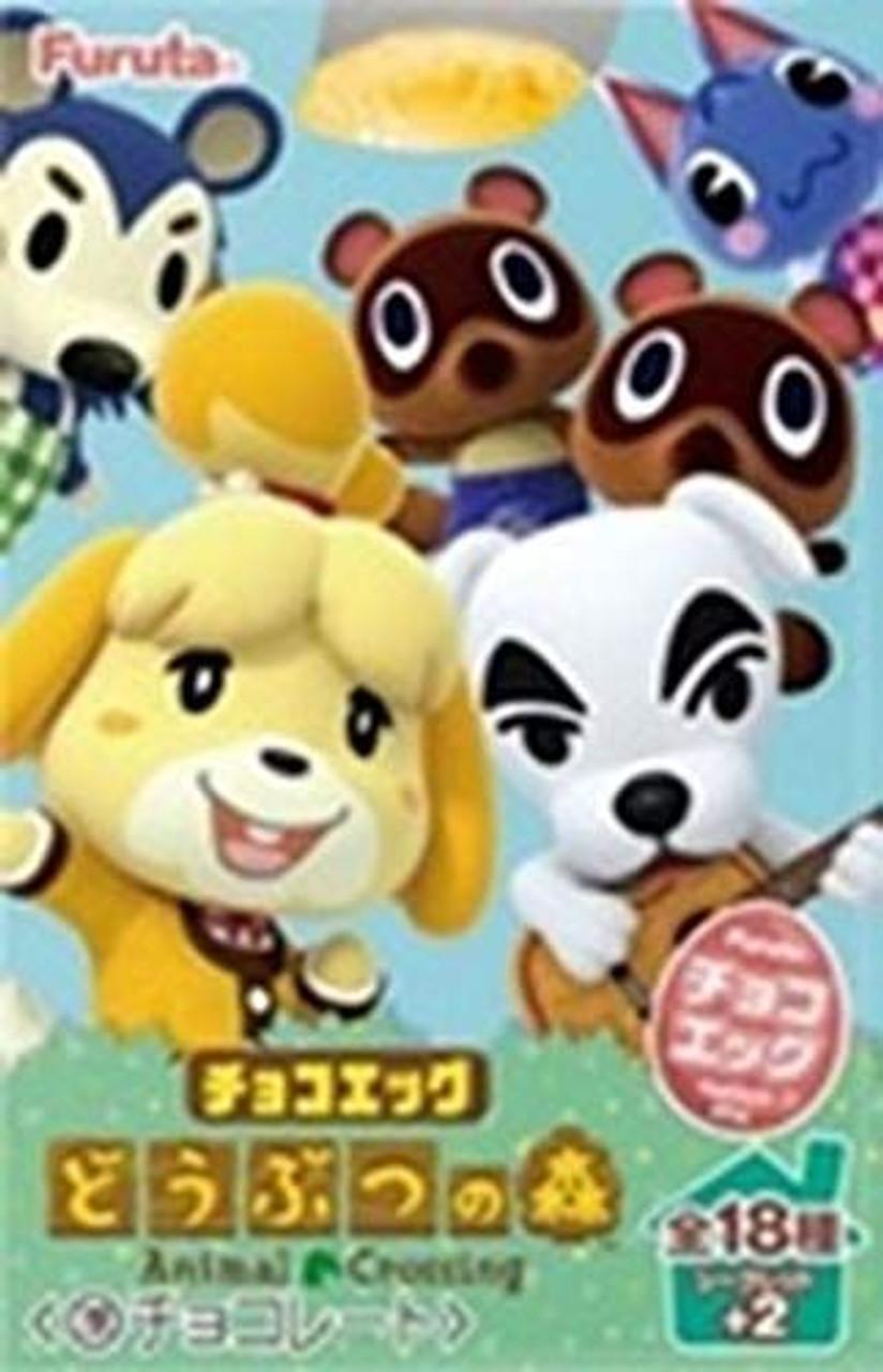 Animal Crossing Doubutu No Mori Choco Party series 2 By Furuta