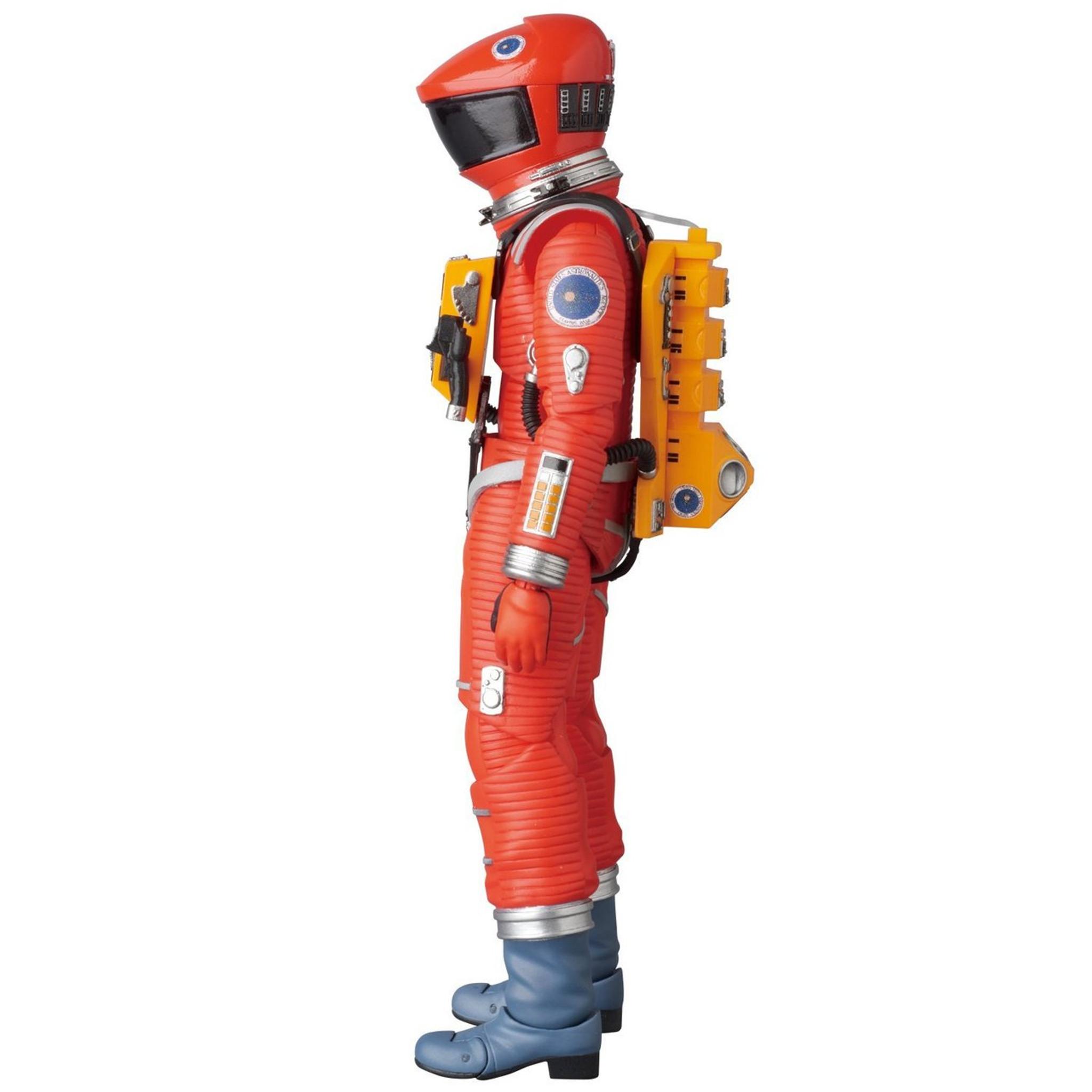 3737e3b3 ... Medicom MAFEX 034 Space Suit Orange Version 2001 A Space Odyssey  4530956470344 ...