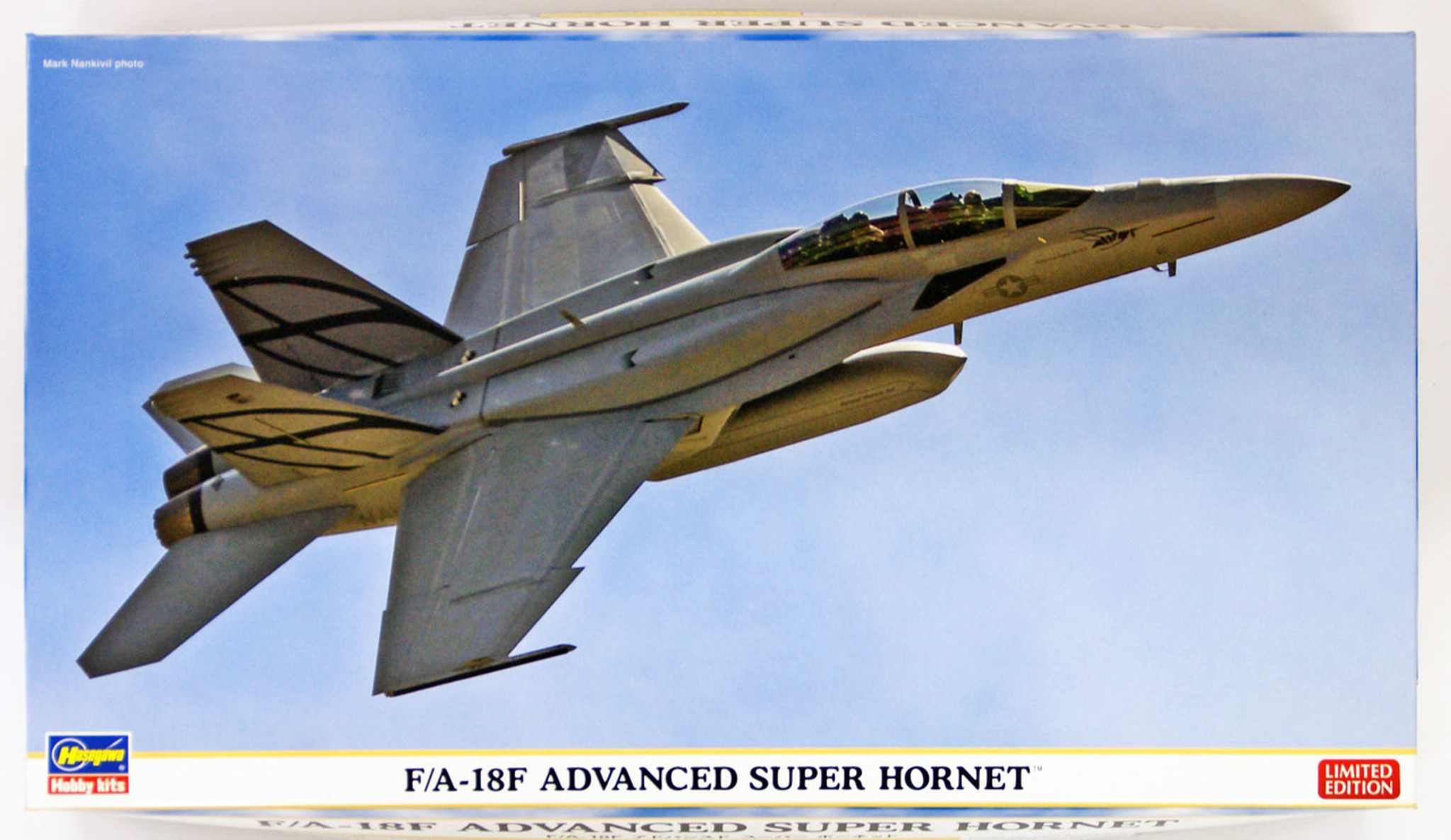 Hasegawa 02223 F/A-18F Advanced Super Hornet 1/72 Scale Kit