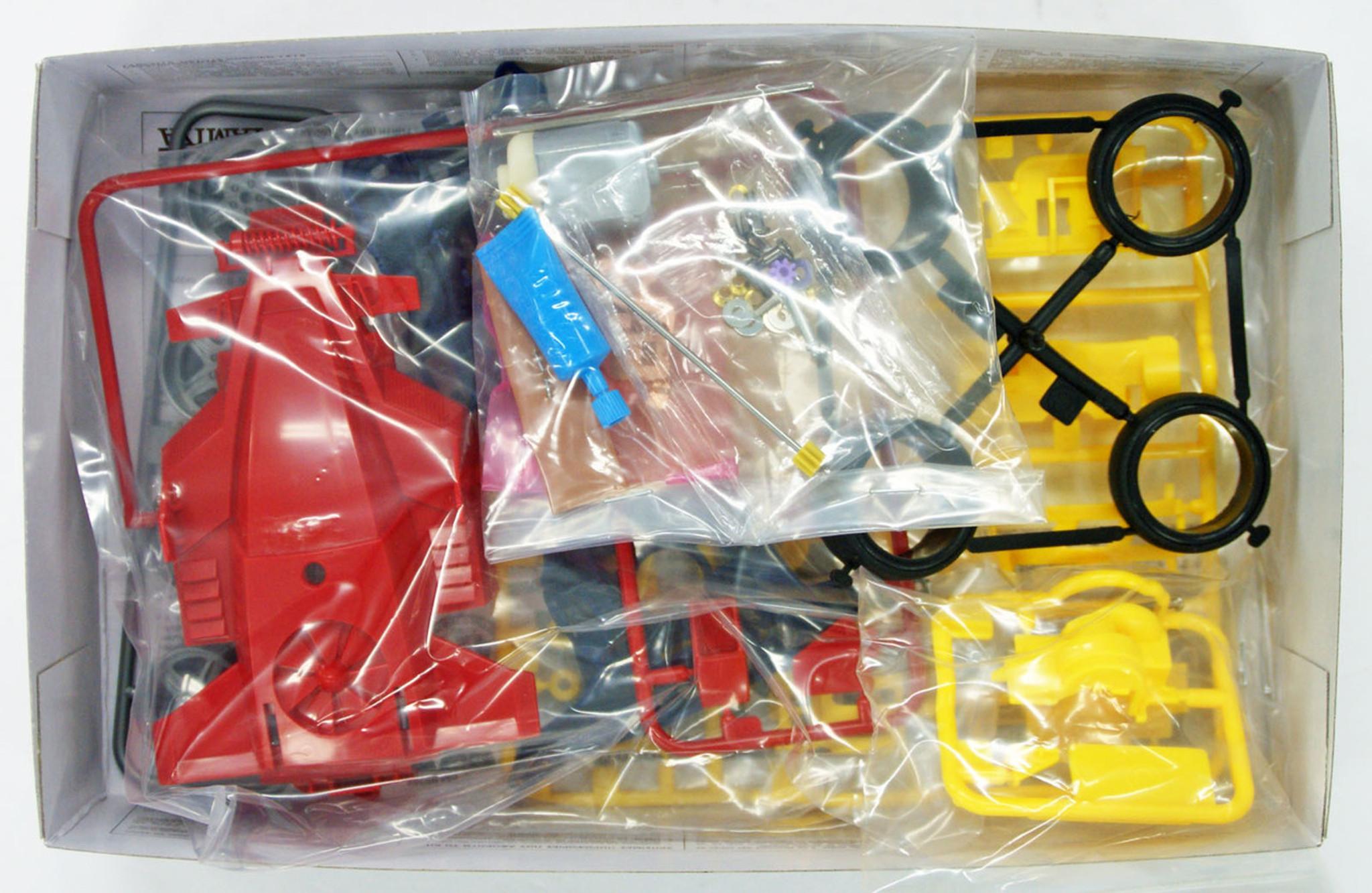 Tamiya 95266 Mini 4wd Dash 5 Dancing Doll Premium Super Ii Chassis Red Original 1