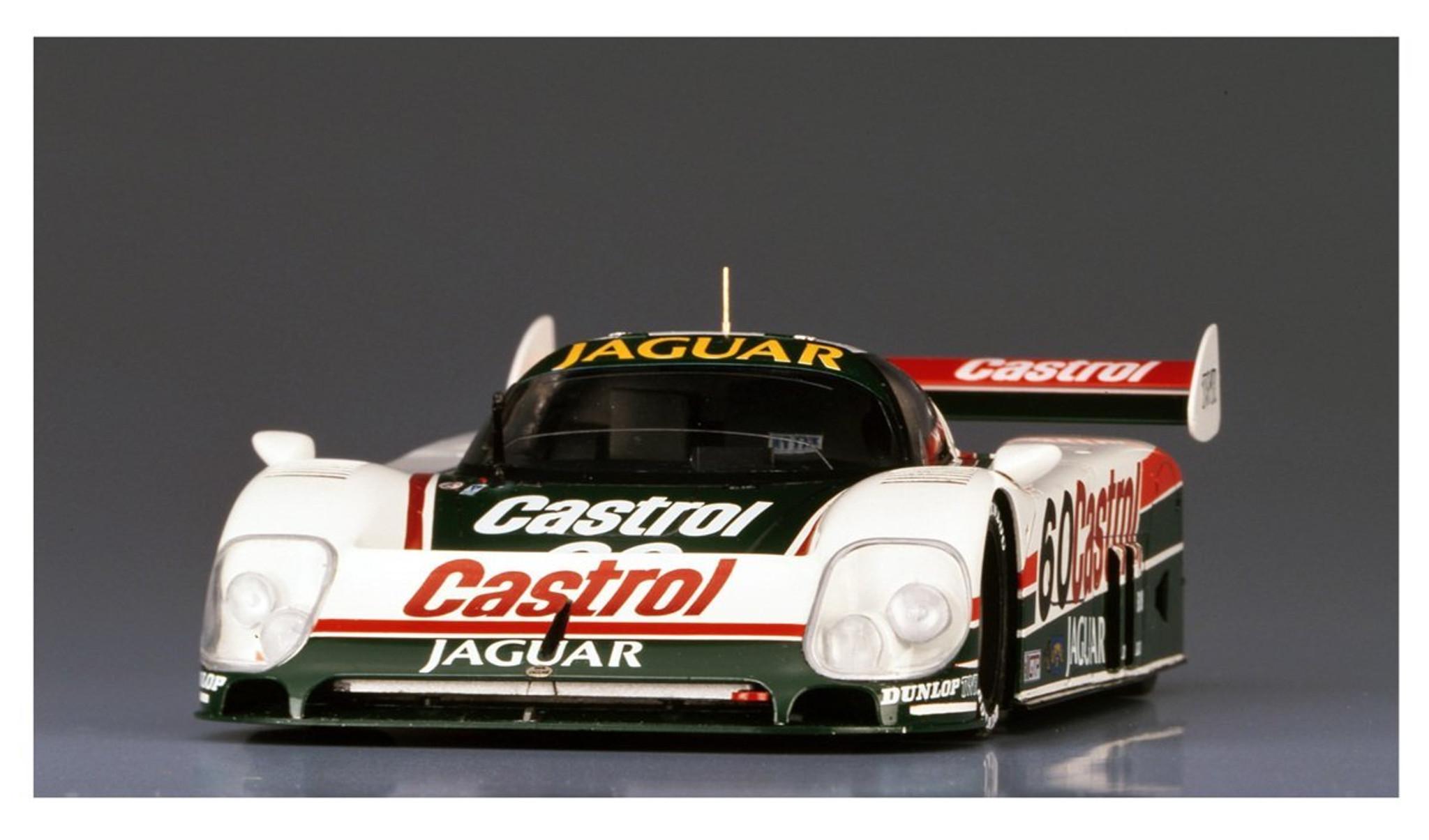 Hasegawa 20316 Jaguar XJR-9 IMSA 1/24 Scale Kit   PlazaJapan