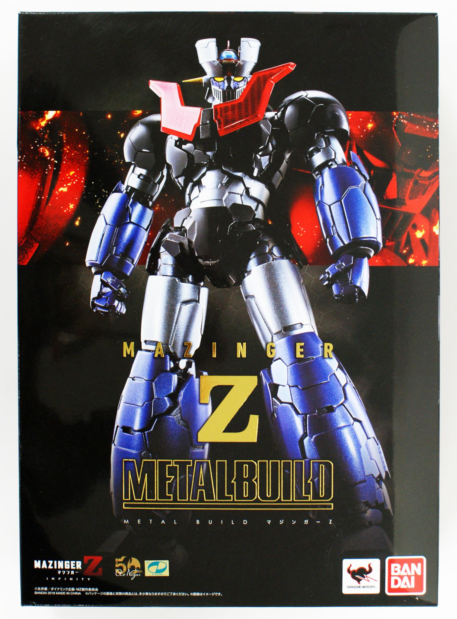 Metal Build Mazinger Z Infinity (2018) Figure | PlazaJapan