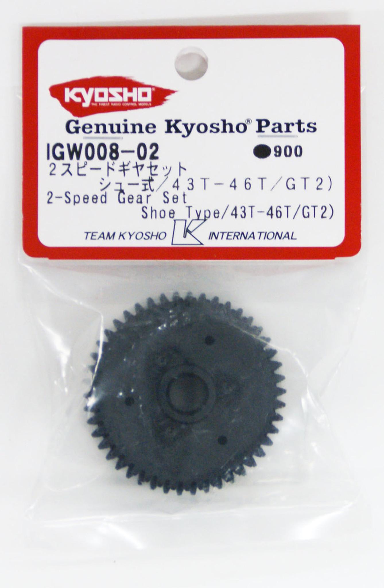 Kyosho 2-Speed Clutch Drum