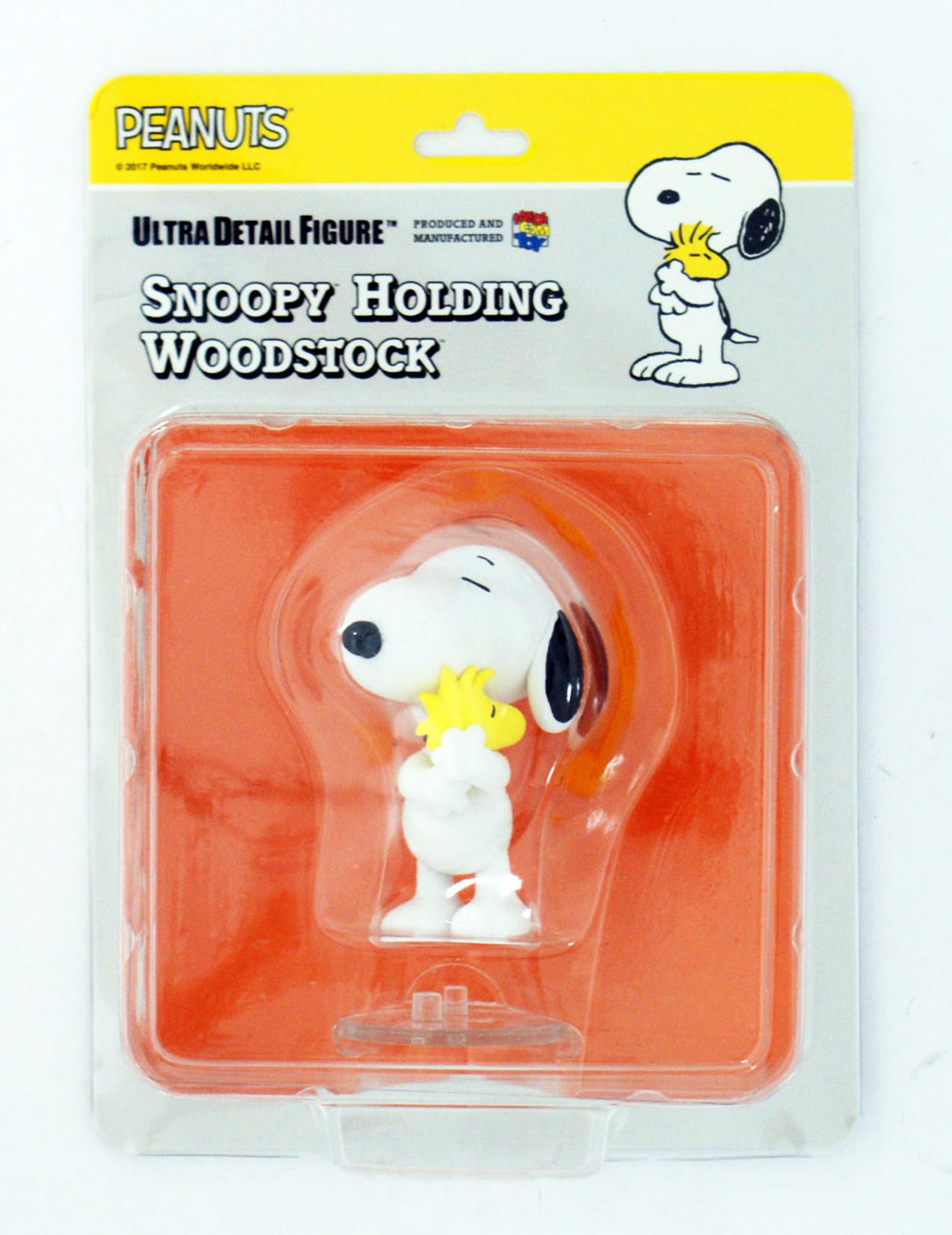 c75718e675 Medicom UDF-379 Peanuts Snoopy Holding Woodstock Figure
