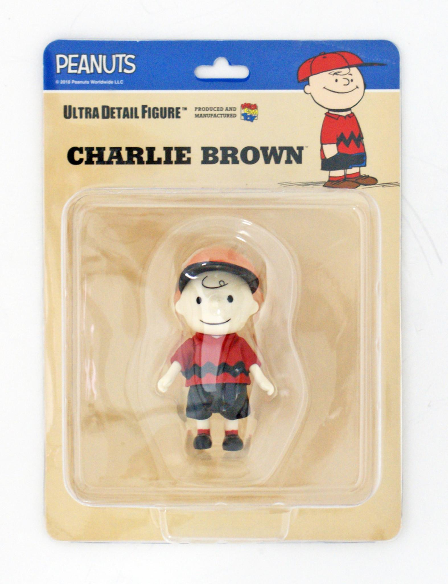 ce8923f87c Medicom UDF-386 Peanuts Vintage Charlie Brown Figure