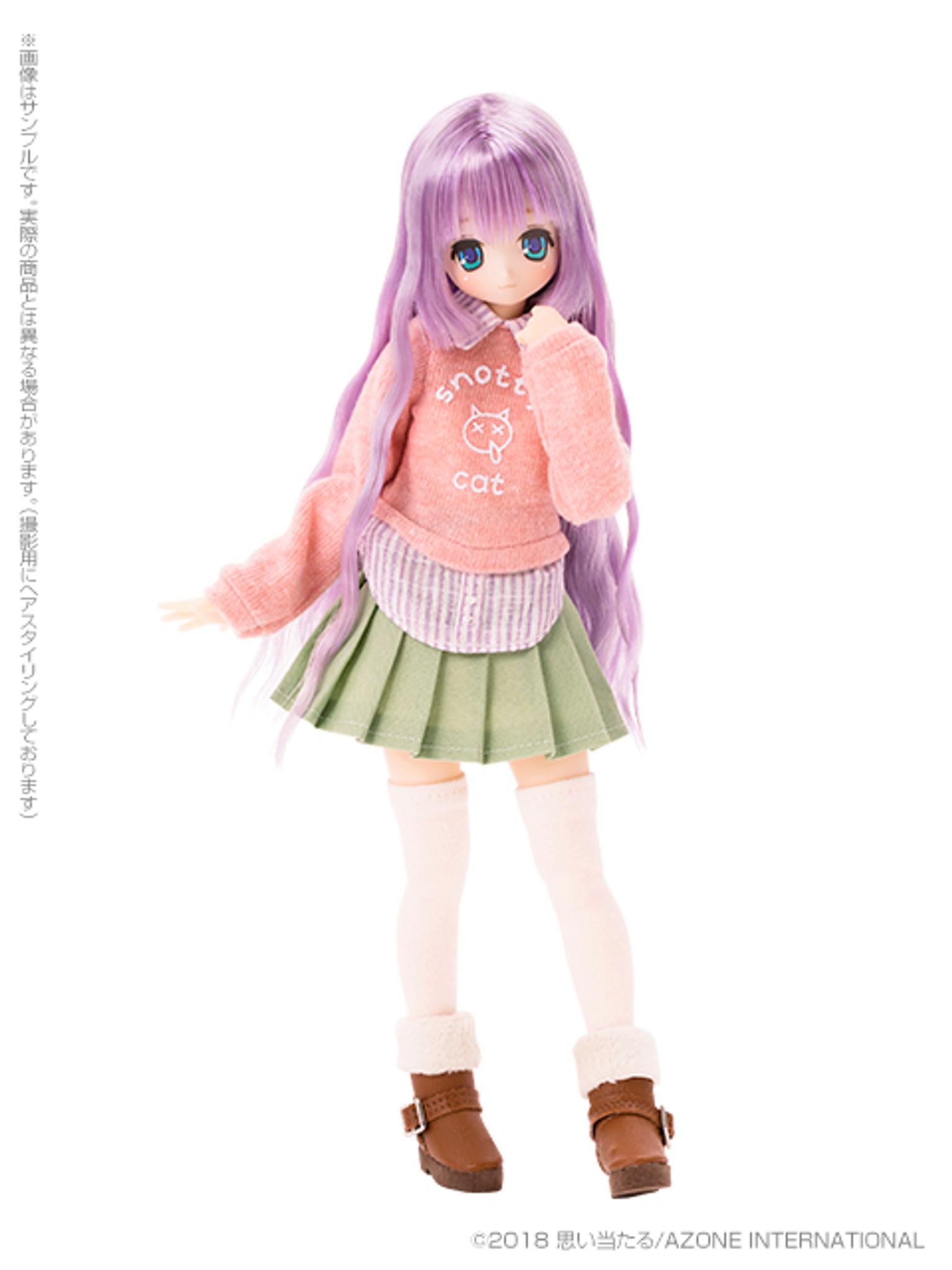 AZONE 1//6 EX Cute 12th Series Miu Blue Bird/'s Song IV ver.1.1 Doll w// Tracking