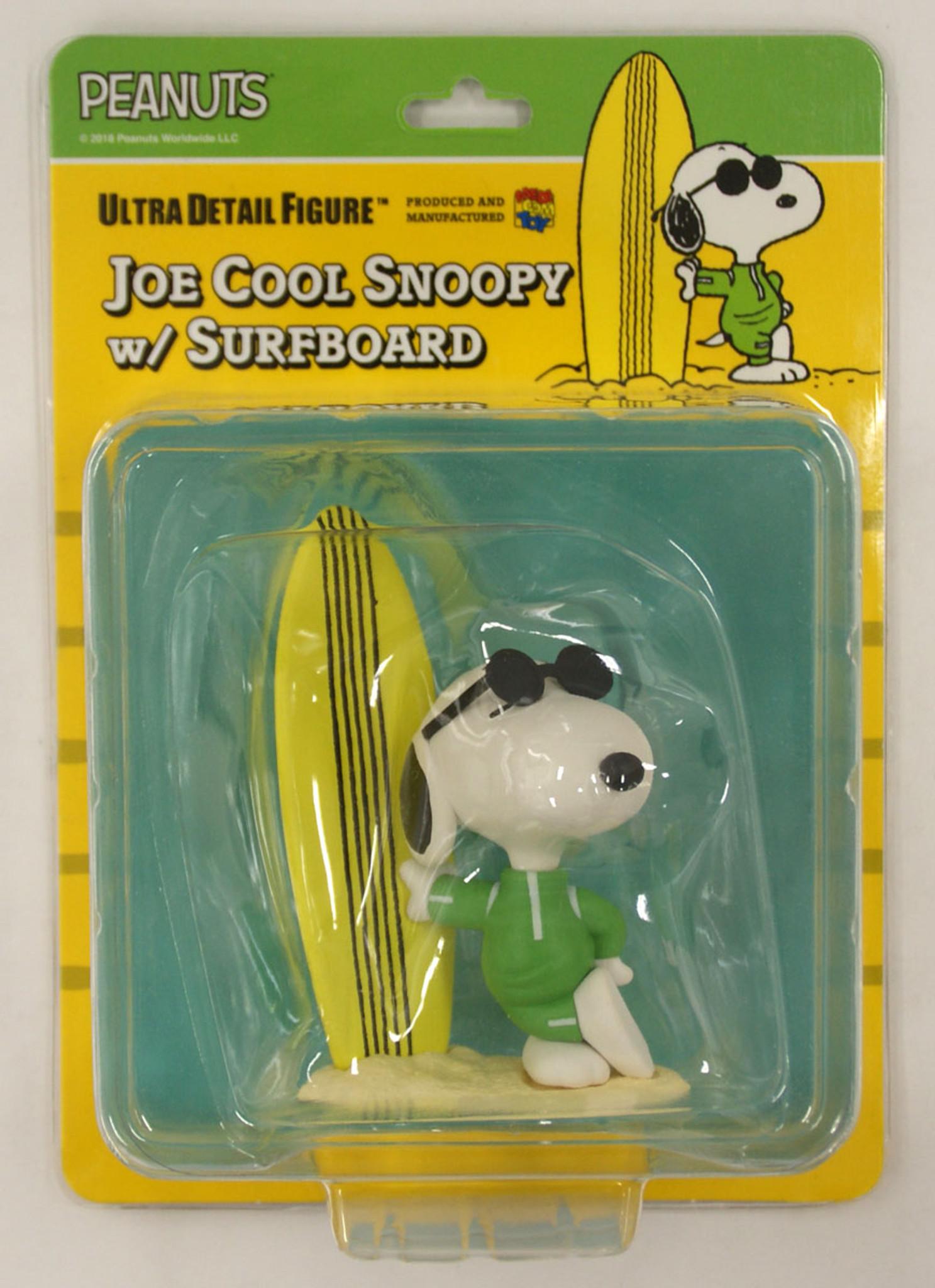 fb440c11a9 Medicom UDF-433 Peanuts Joe Cool Snoopy with Surfboard