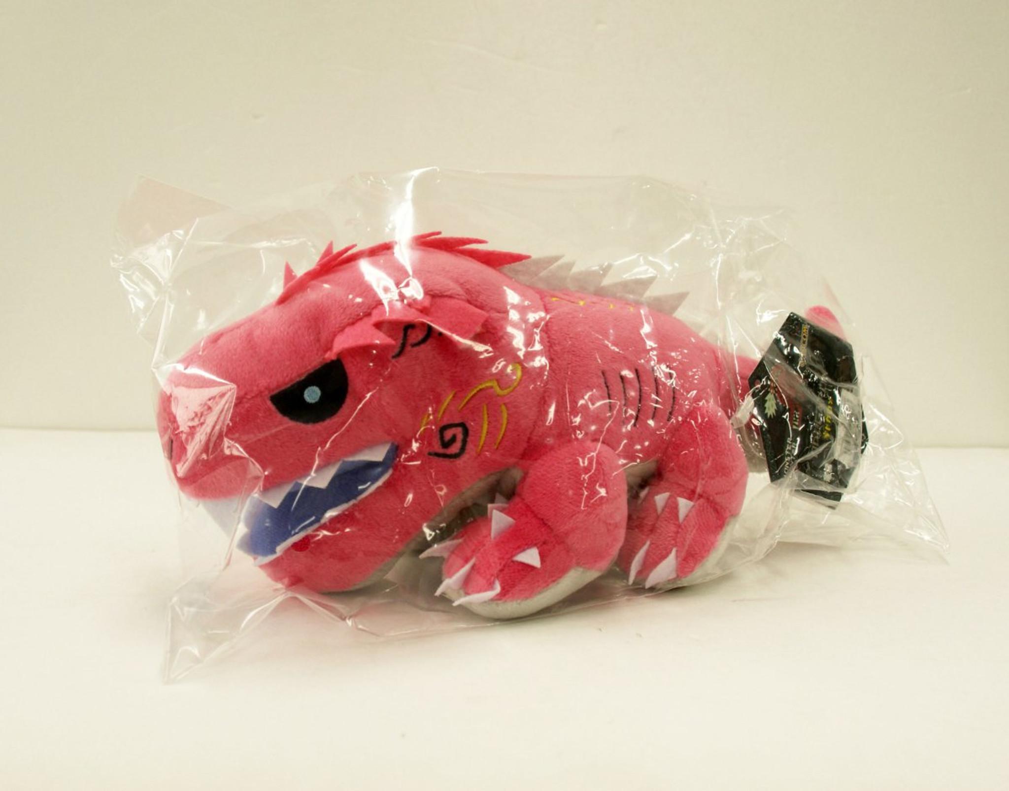 Capcom Monster Hunter World Odogaron Stuffed Plush Toy