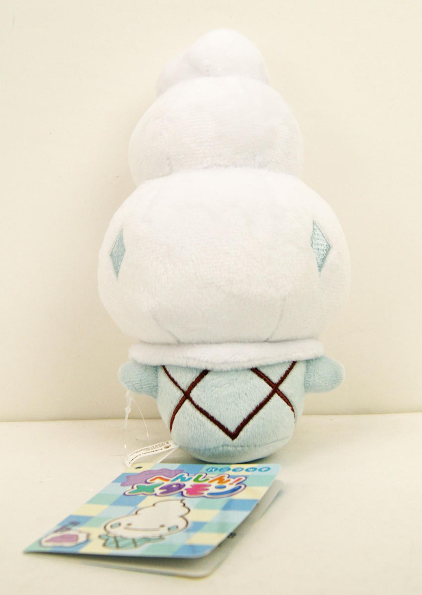 Pokemon Center Original Plüsch Puppe Ditto Metamon Sylveon 223