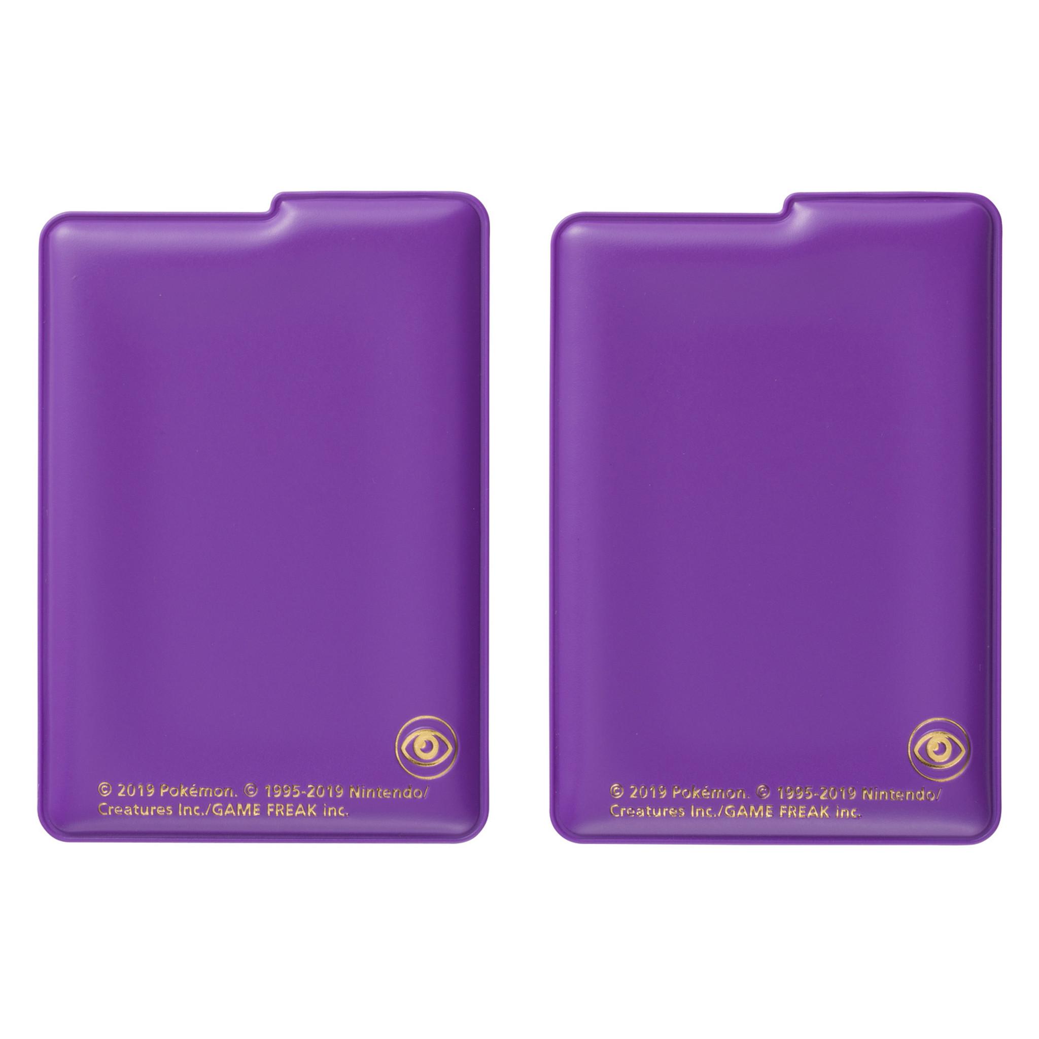 Pokemon Center Original Card Game Deck Case Type Electric
