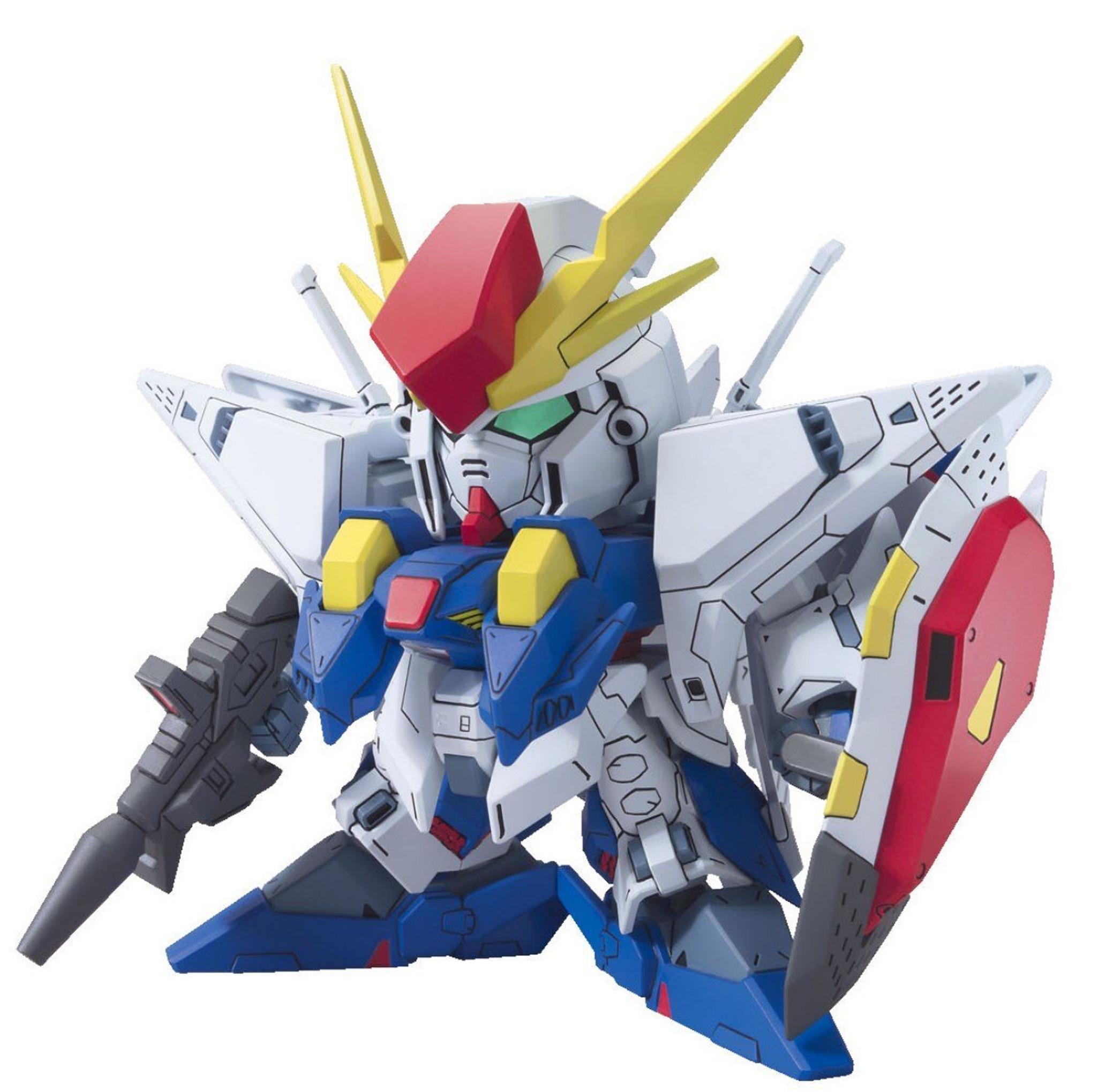 Bandai Sd Bb 386 Gundam Rx 105 Xi Plazajapan Original Model Kits V Plastic Kit