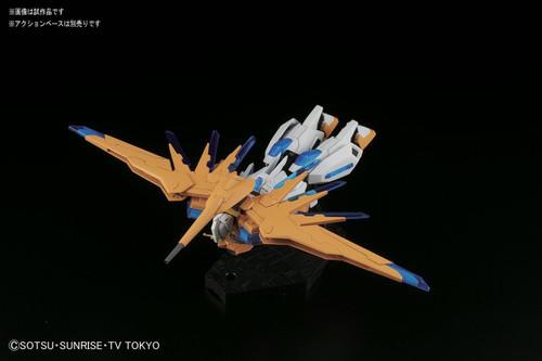 Bandai HG Build Fighters 047 SCRAMBLE Gundam Yajima Engineering Custom Made Mobile Suit 1/144 Scale Kit