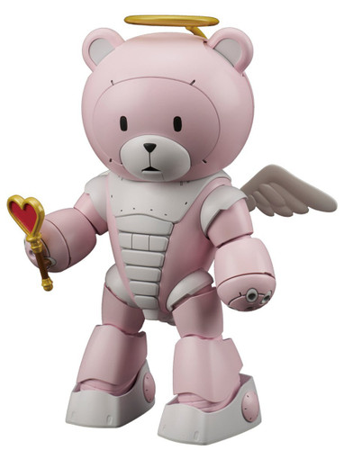 Bandai HG Build Fighters 048 BEARGGUY P (Pretty) 1/144 Scale Kit