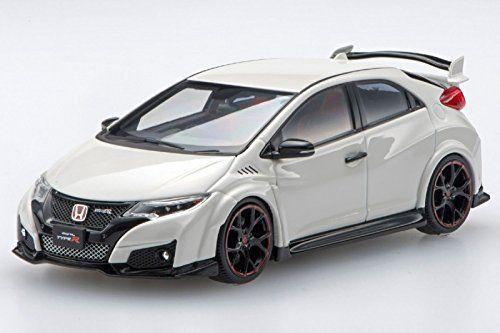 Ebbro 45366 Honda CIVIC TYPE R 2015 1/43 Scale