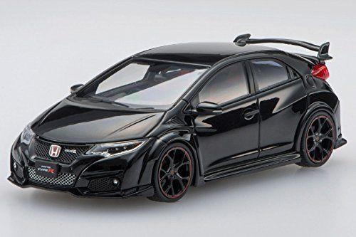 Ebbro 45367 Honda CIVIC TYPE R 2015 1/43 Scale