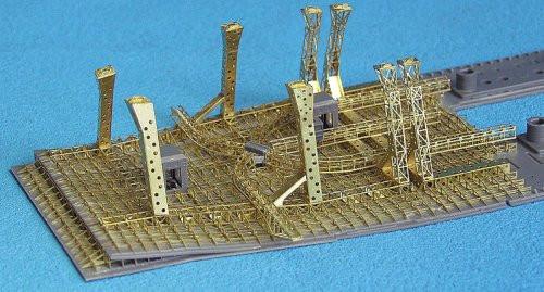 Hasegawa 40071 1/350 IJN Battleship Akagi Detail Up Parts Super
